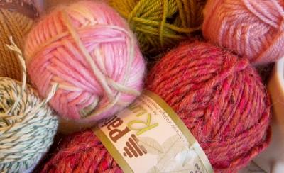 Pink yarntrip